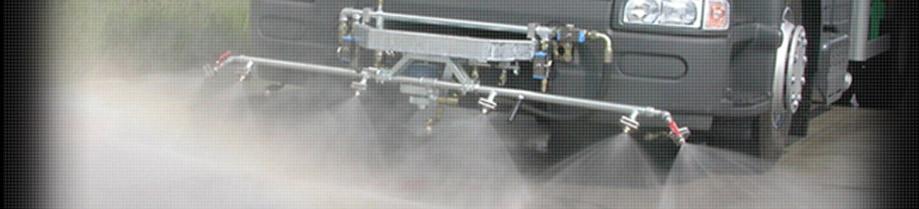 Reinigingsvoertuigen & wegenonderhoud
